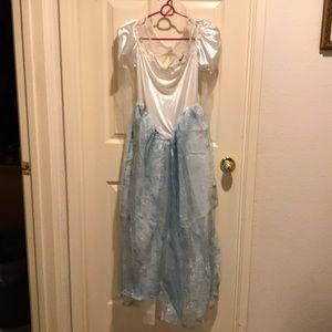 Disney Alice in Wonderland Kids Costume Dress